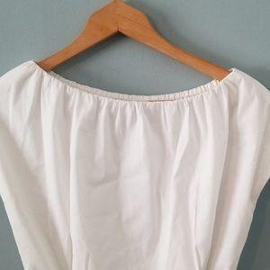 etcetera Tops - Etcetera white sleeveless top